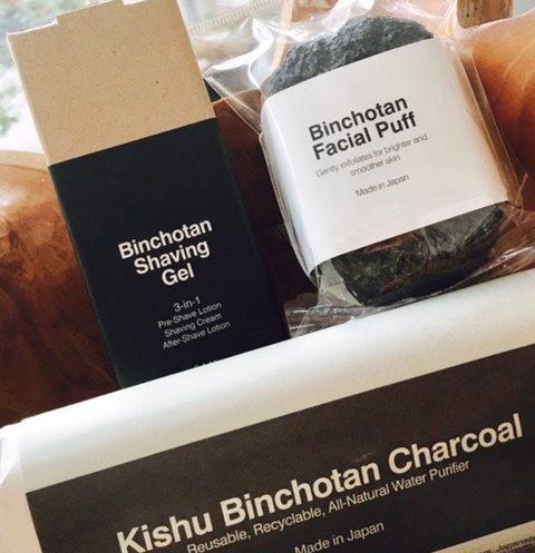 Binchotan Skin Care