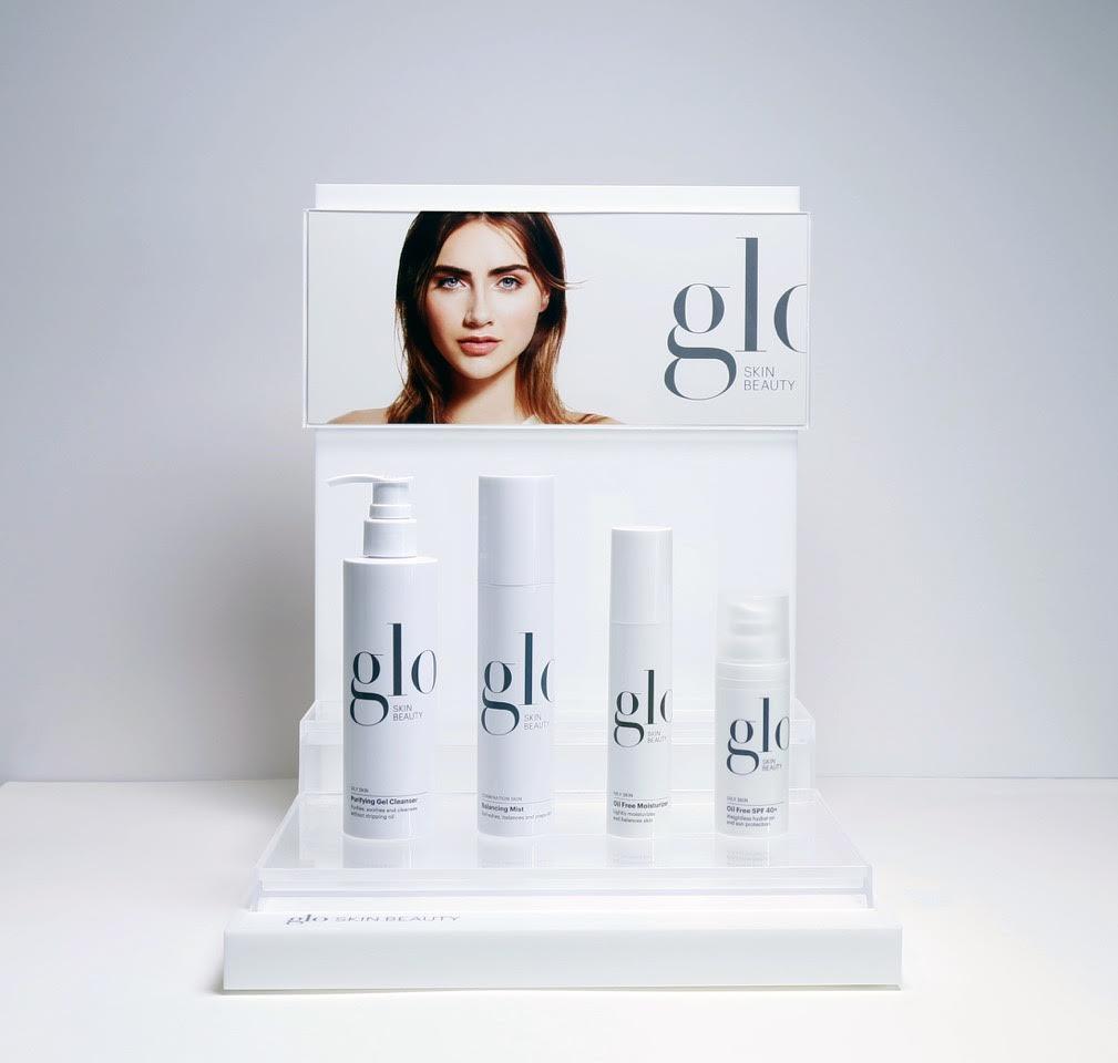 Glo Skin Display